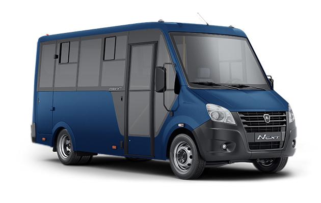 Туристический автобус ГАЗель Next