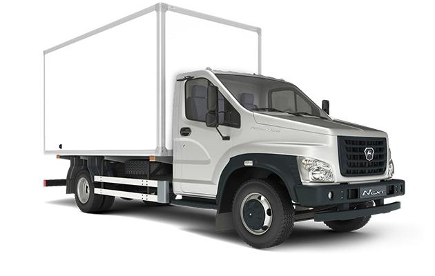 Промтоварный фургон ГАЗон Next