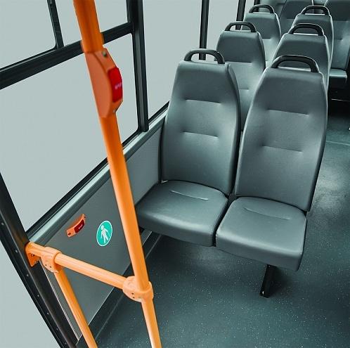 Кнопка требования остановки ГАЗель Next Автобус