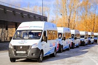 """Микроавтобусы """"ГАЗель NEXT"""""""