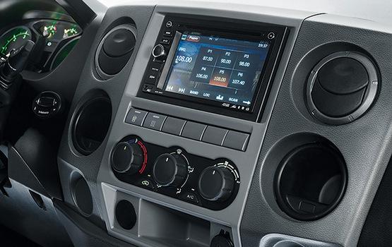 Высокоэффективная климатическая система Delphi в автомобилях ГАЗель NEXT