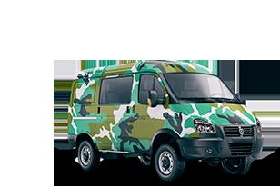 Автомобиль для активного отдыха на базе ГАЗель 4WD