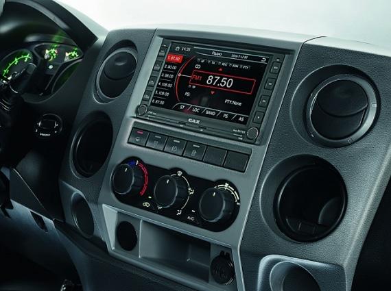 Автомобиль на базе Газель NEXT, приборная панель.