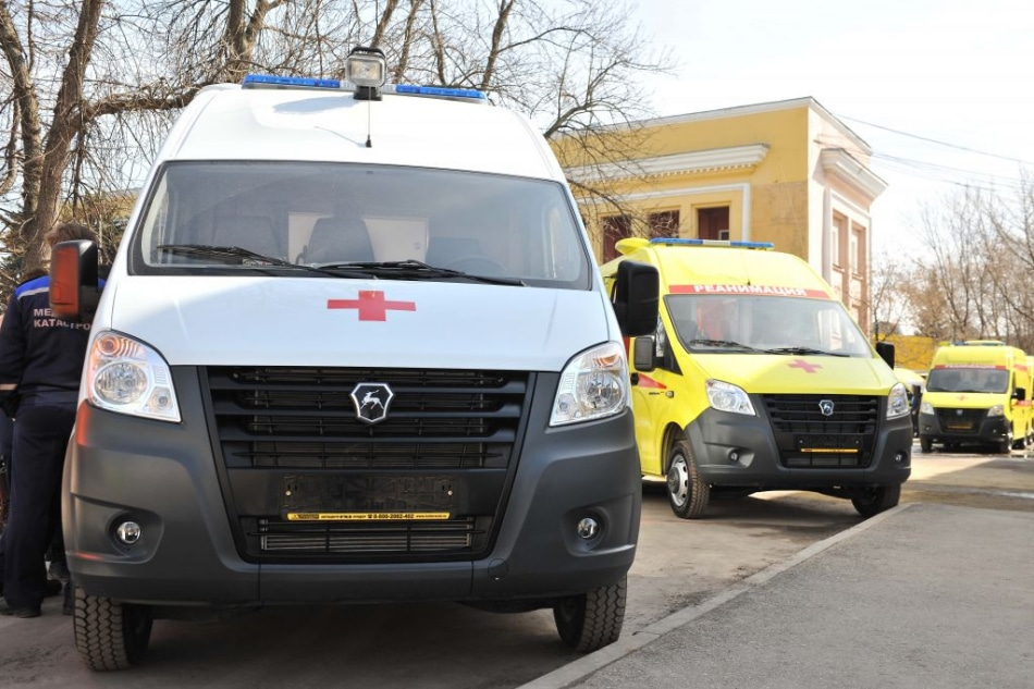 Автомобиль скорой помощи класса B «ГАЗель NEXT»